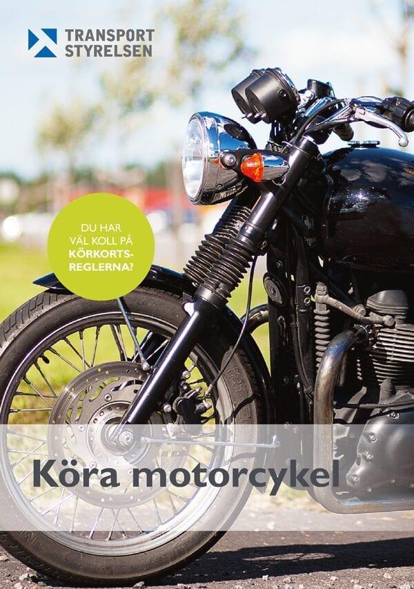 Folder - Köra motorcykel
